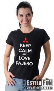 Camiseta TR4 Brasil - Keep Calm