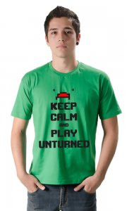 Camiseta Unturned - Keep Calm