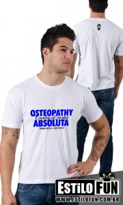 Camiseta Osteopathy Absoluta