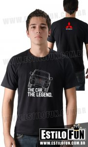 Camiseta Pajero TR4 - The Car, The Legend