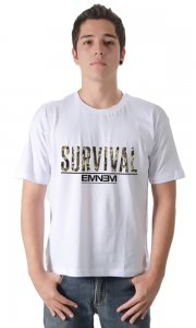 Camiseta Eminem SURVIVAL